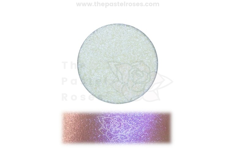Holographic Duo Chrome Pressed Shadow - Twinkle