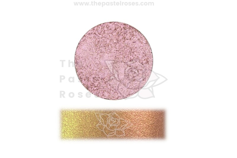 Pastel Duo Chrome Pressed Shadow - Love Story