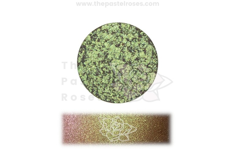 Duo Chrome Pressed Shadow - Reptile