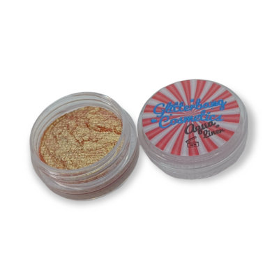 Seaside Shimmer - Glitter Aqua Liner