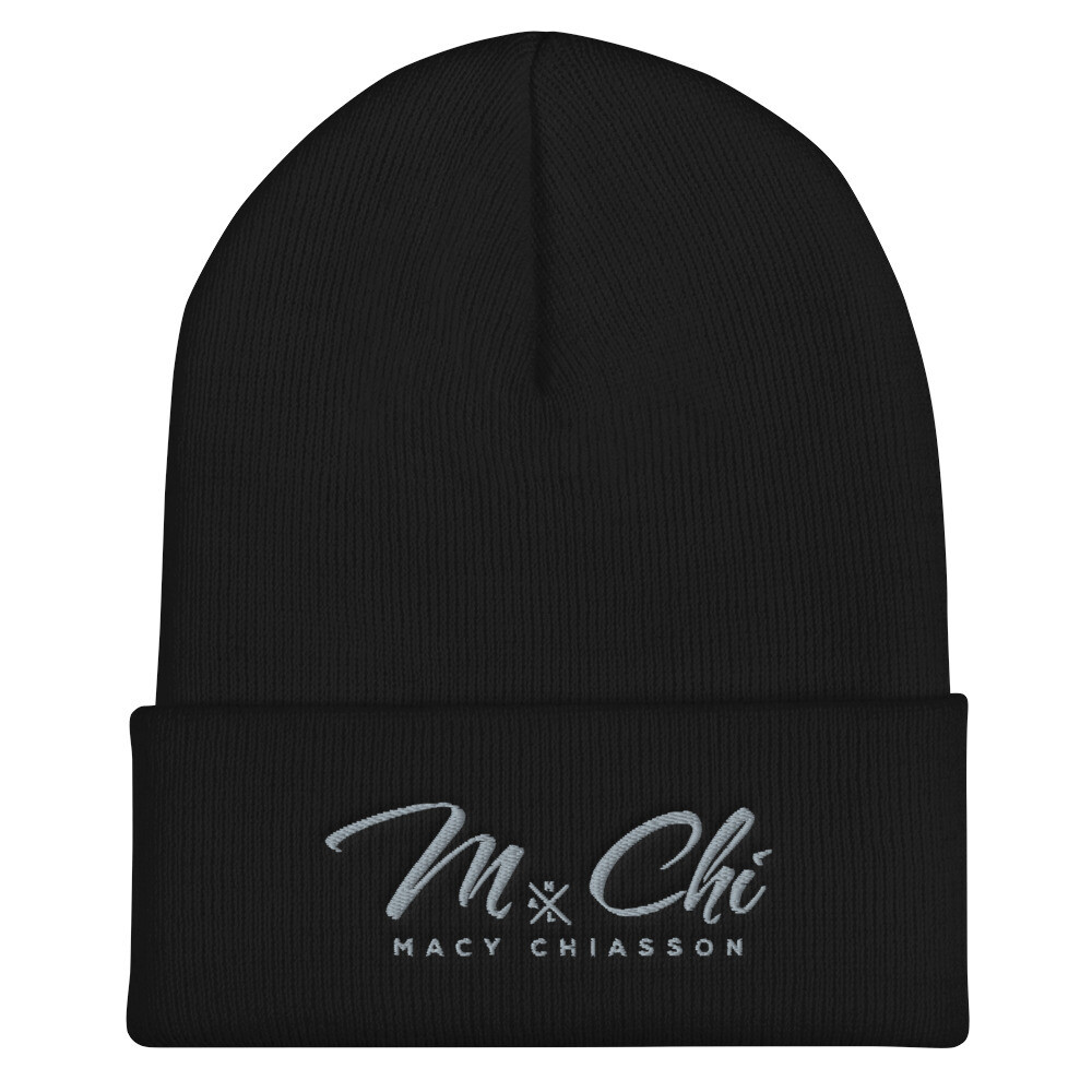 Macy Chiasson Signature Cuffed Beanie