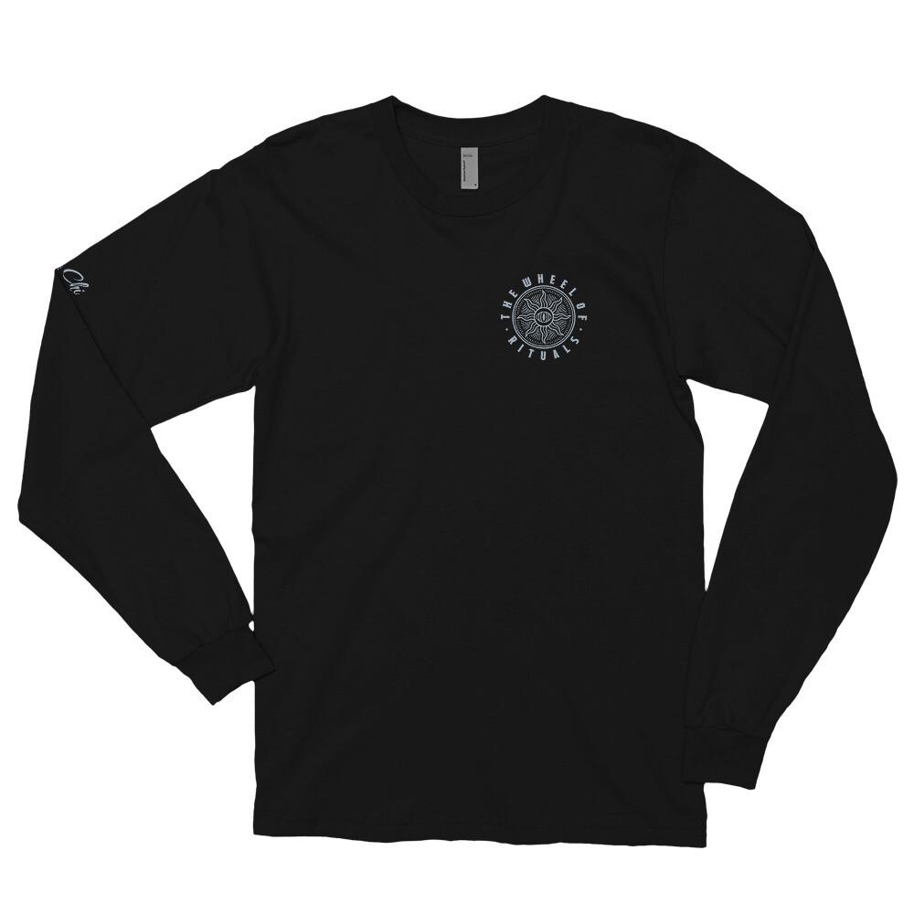 """""""Wheel of Rituals"""" Long Sleeve T-Shirt"""