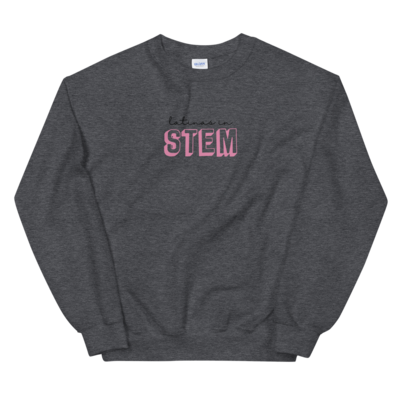 Latinas in STEM Unisex Crewneck