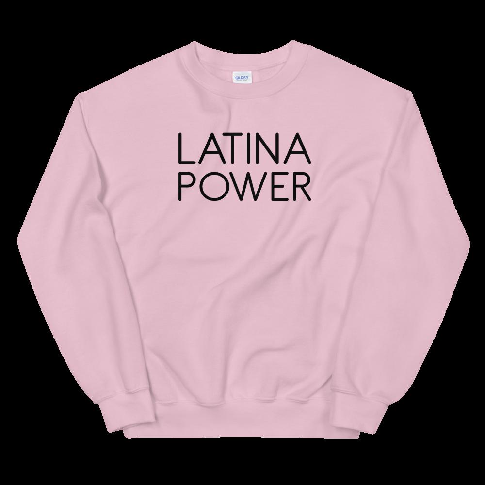 Latina Power Unisex Crewneck