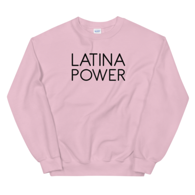 Latina Power Unisex Crewneck