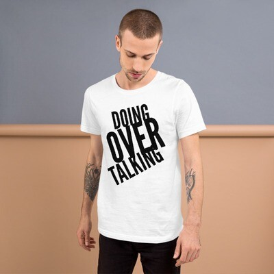 Doing Over Talking Twisted Tee