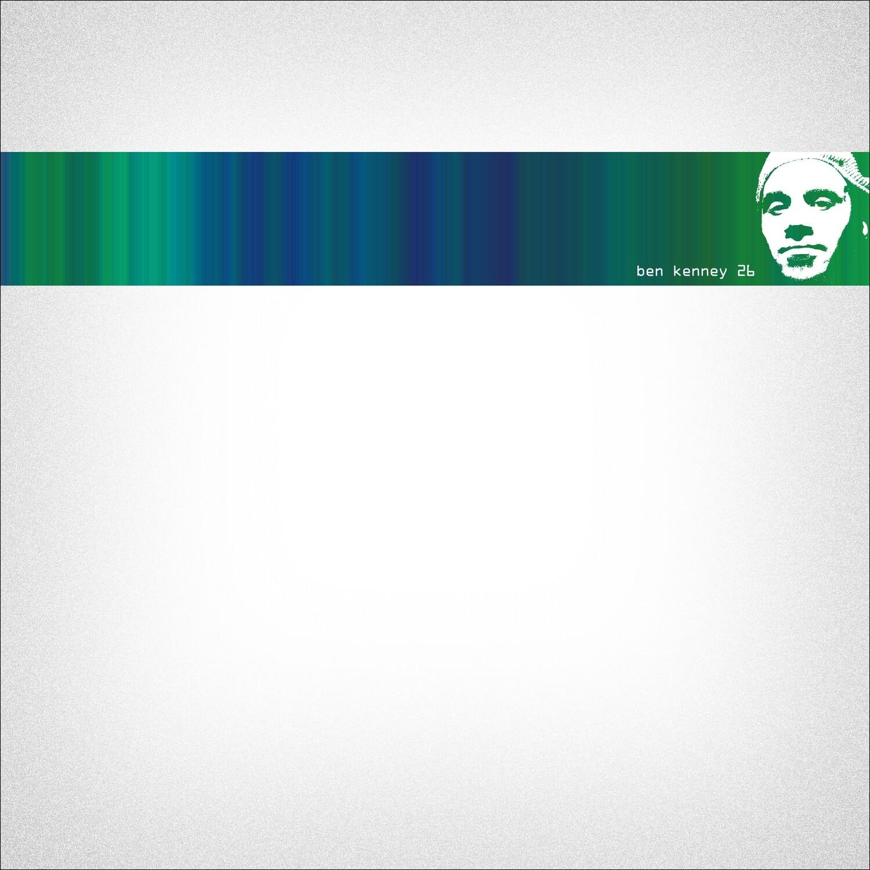 "Ben Kenney - ""26"" CD"