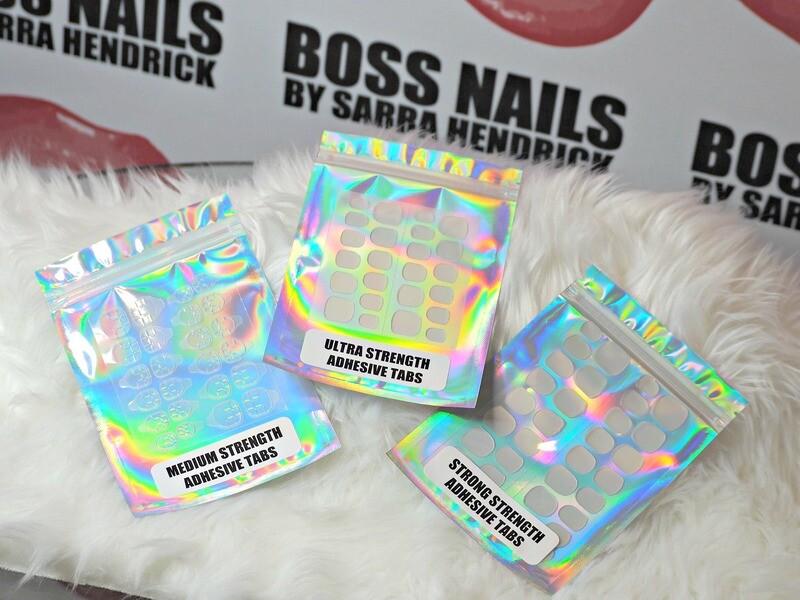 Nail Adhesive Tabs