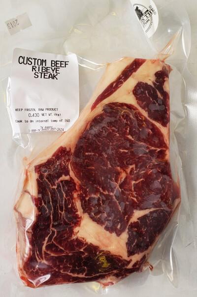 Rib Eye Steak - 3 pounds