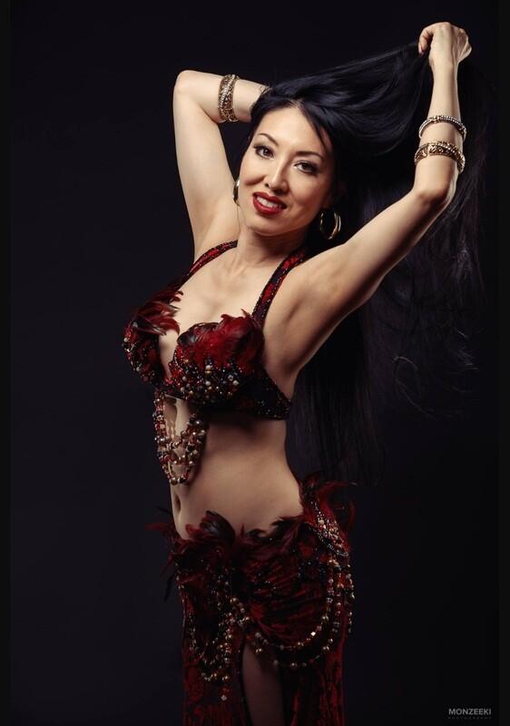 """Kaeshi Chai (Zills optional) Choreography to """"Zeina"""""""