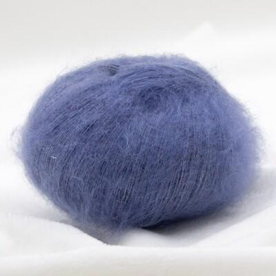 Silk mohair  (76034/Светтлый джинс)