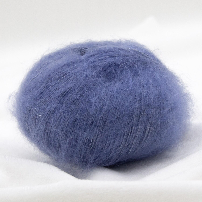 Silk mohair  (6034/Светлый джинс)