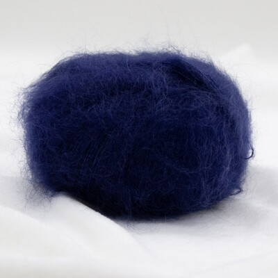 Silk mohair  (6035/Синий)
