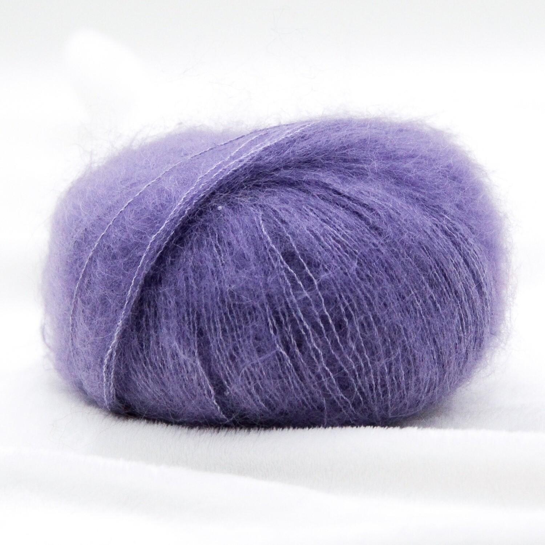 Silk mohair  (8391/Фиолетовый)