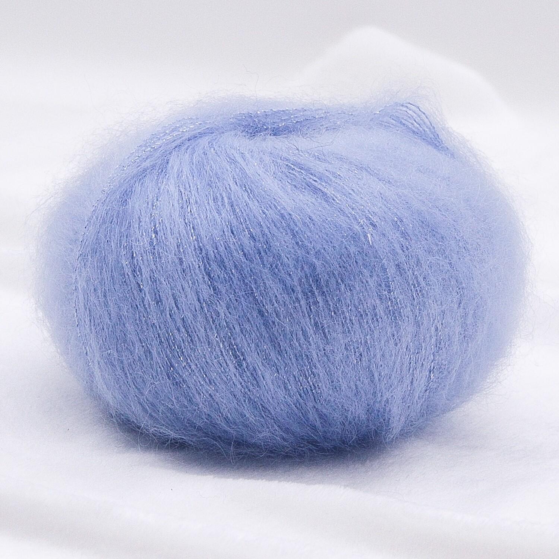 Silk mohair LUX  (8480/Небесно-голубой)
