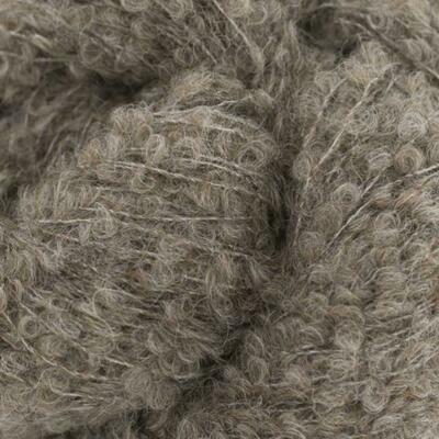 Alpaka Boucle (0091/Мишка Тедди)