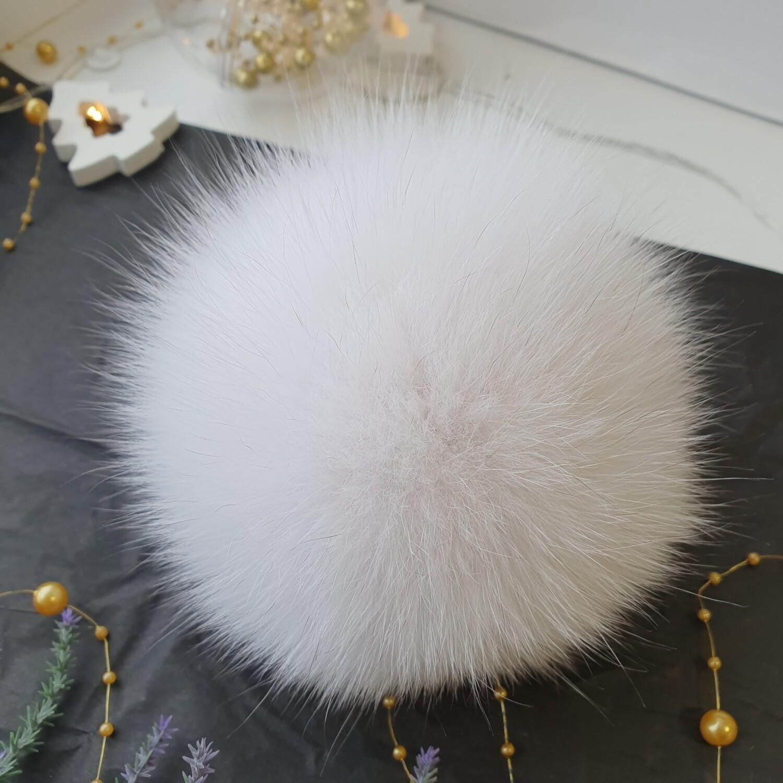 Финский песец (белый) 15см