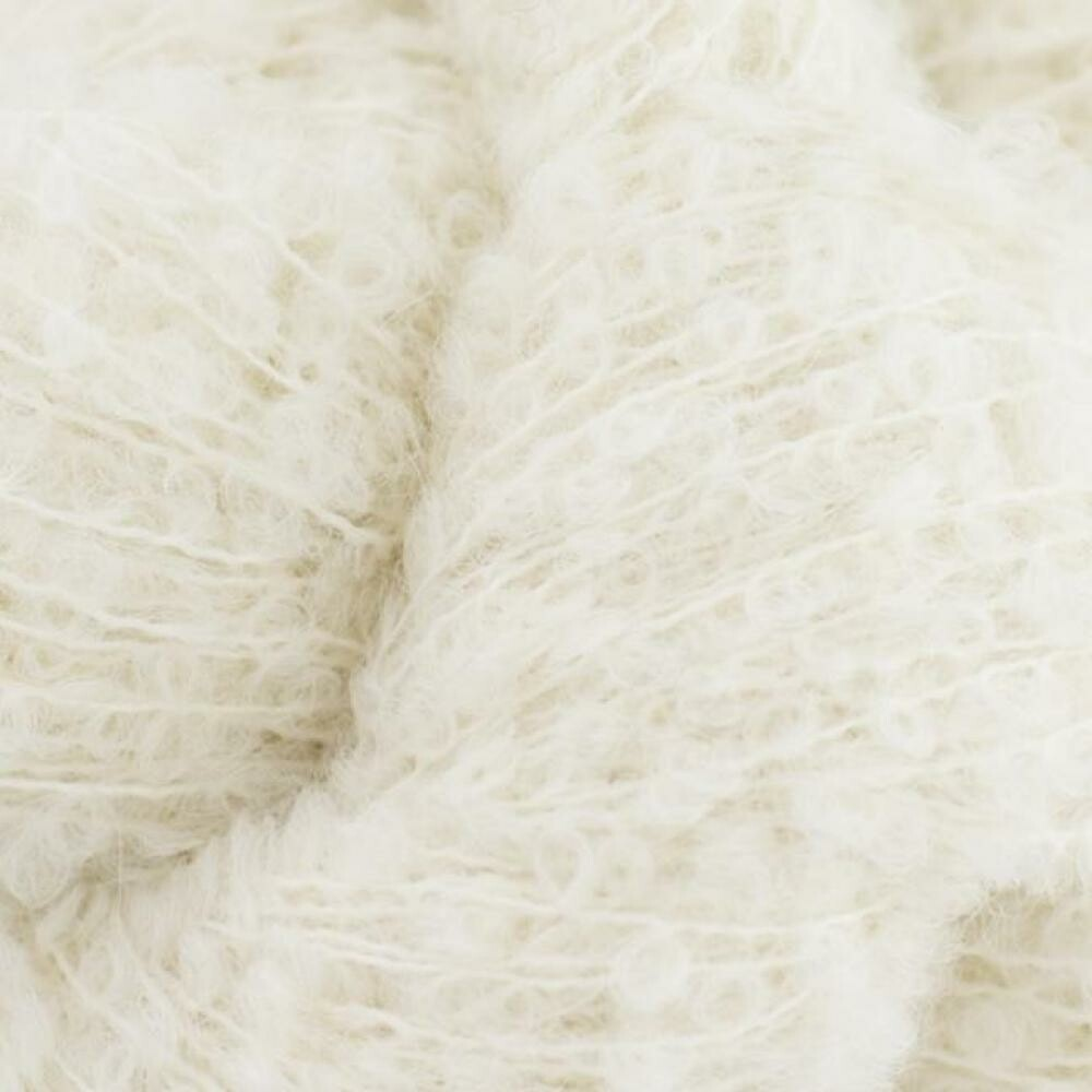 Alpaka Boucle (0001/Натуральный белый)