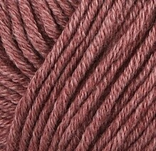 Cotton Merino (4344/Увядшая роза)