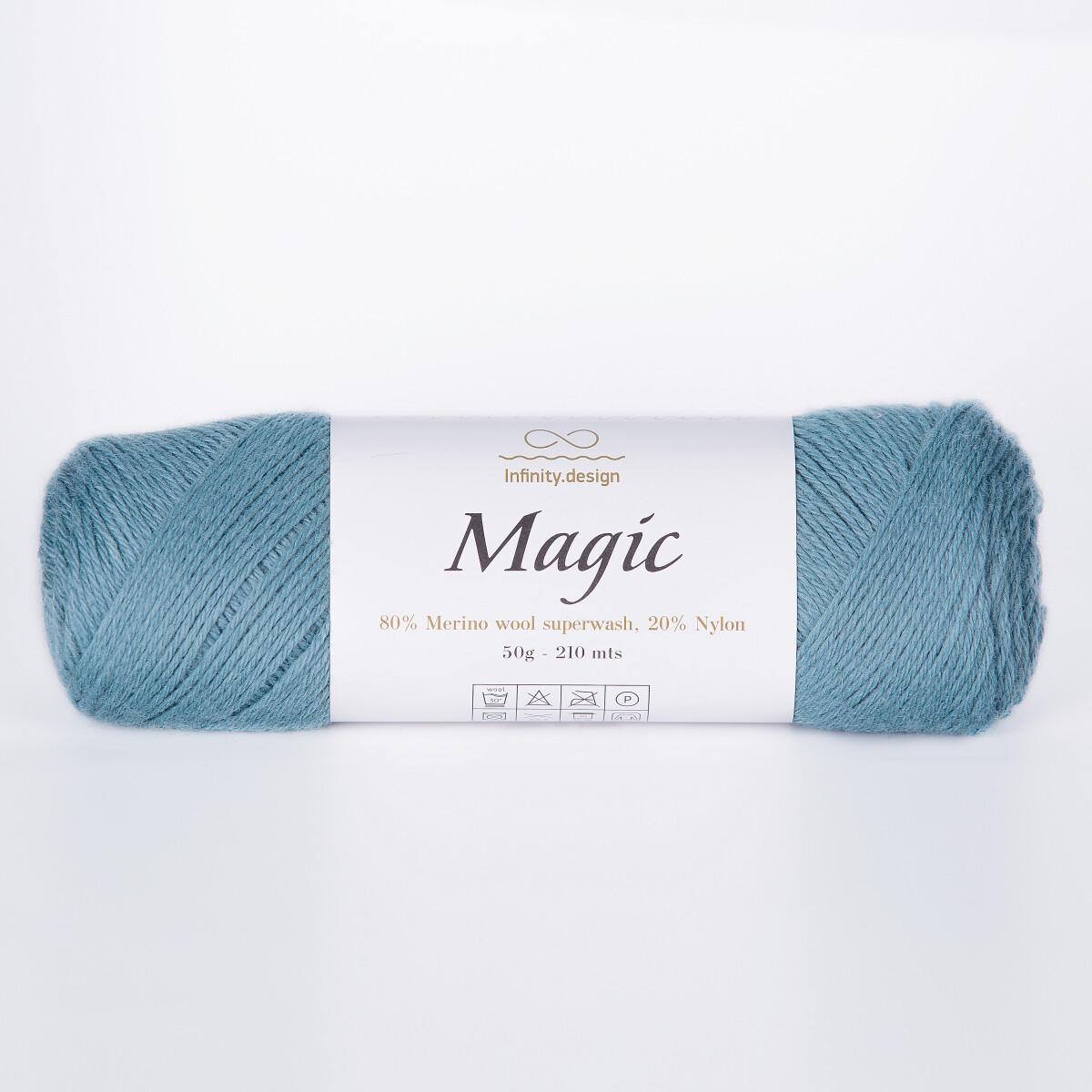 Magic (7252/Лазурный)