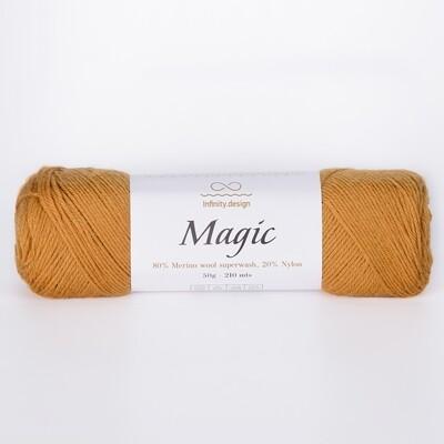 Magic (2035/Горчица)