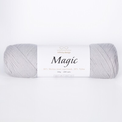 Magic (1032/Светло-серый)