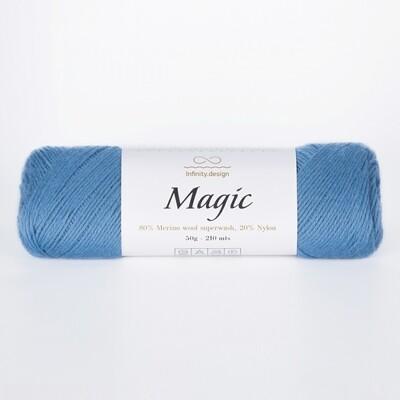 Magic (6052/Синий джинс)