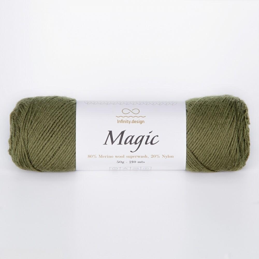 Magic (9573/Зеленый мох)