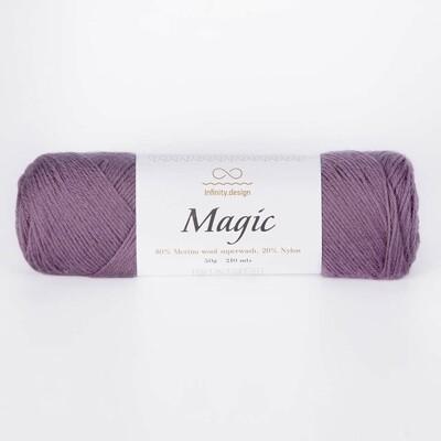 Magic (5042/Пыльный фиолетовый)