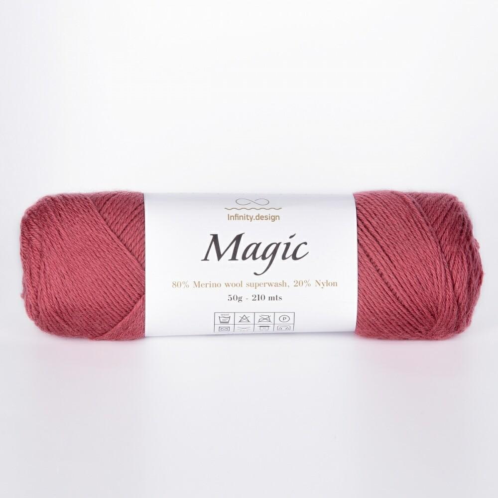 Magic (4344/Увядшая роза)