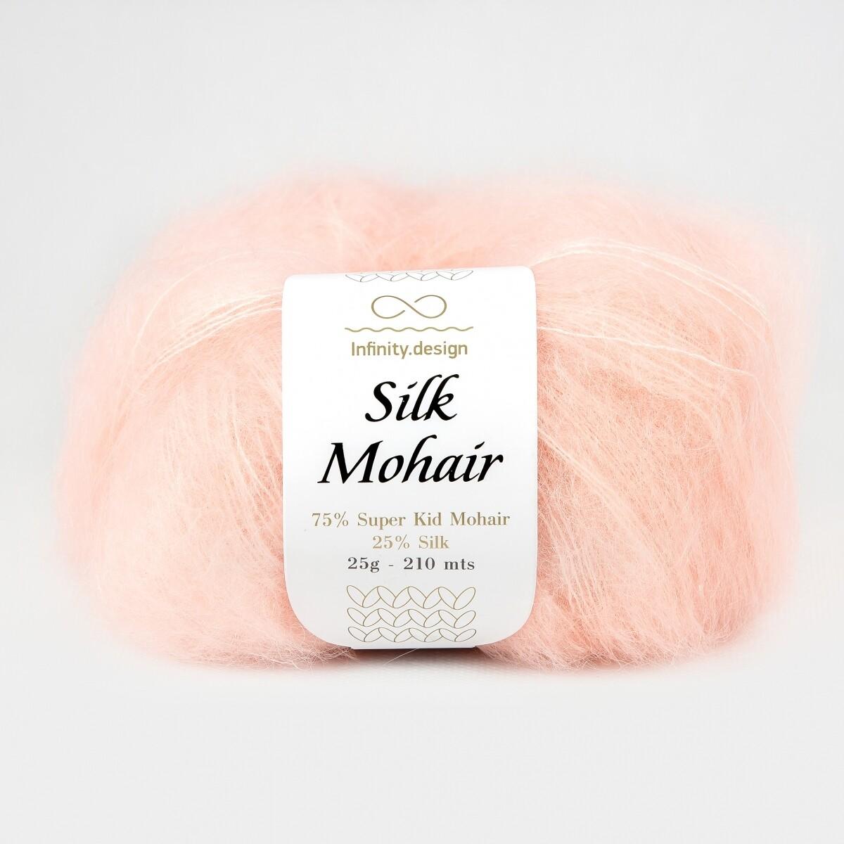 Silk mohair (4312/Нежно-розовый)