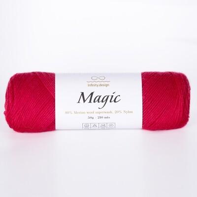 Magic (4554/Красный)