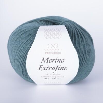 Merino exrtafine (7251/Петрольный)