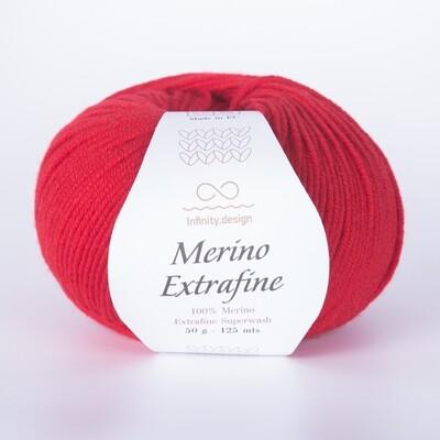 Merino extrafine (4219/Красный)