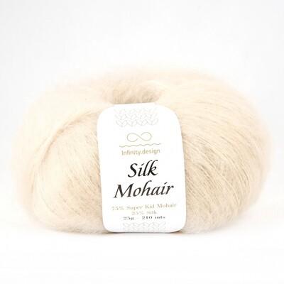 Silk mohair (2641/Бежевый)