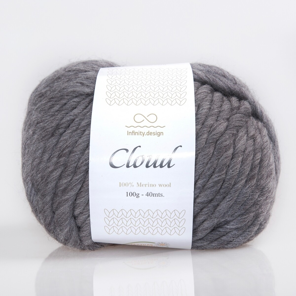 Cloud (0042/Серый)