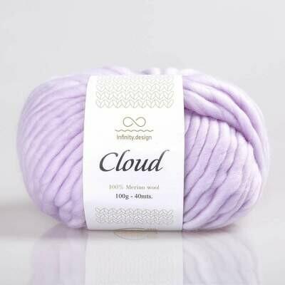 Cloud (0136/Нежно-сиреневый)