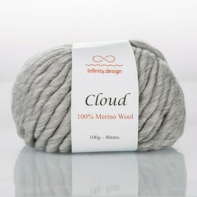 Cloud (0041/Серый)