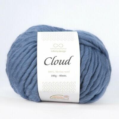 Cloud (0190/Серо-голубой)