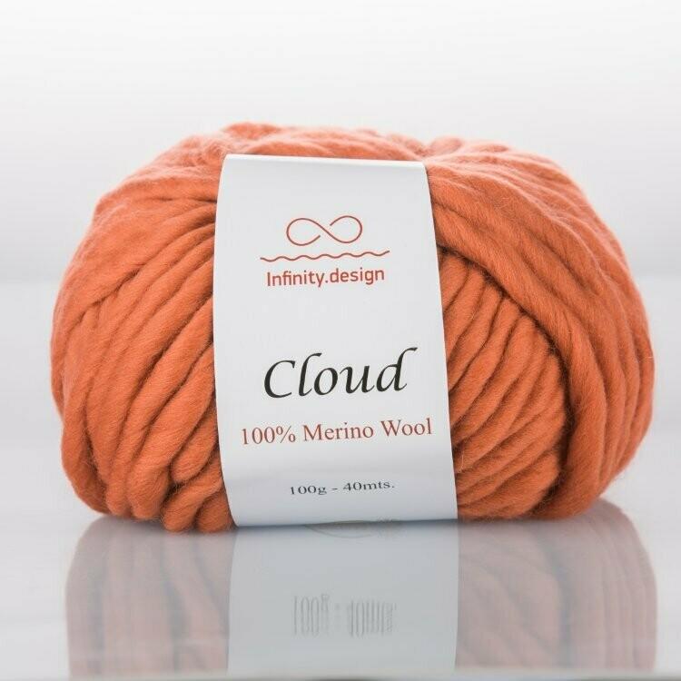 Cloud (0179/Терракотовый)