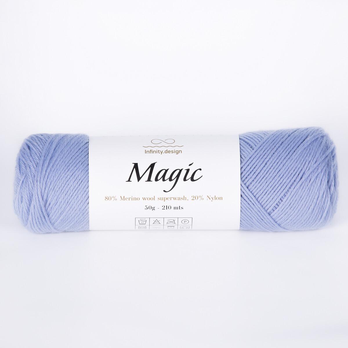 Magic (5930/Голубой)