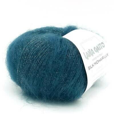 Silk mohair LUX  (14527/Море)
