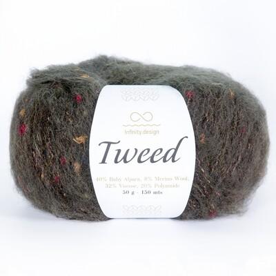 Tweed (8264/Зеленый)