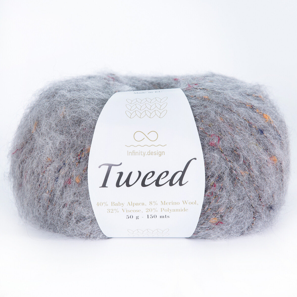 Tweed (1053/Темно-серый)