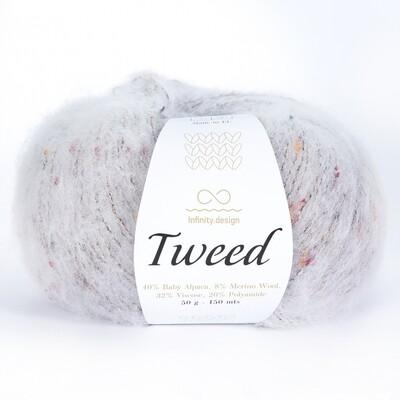 Tweed (1032/Светло-серый)