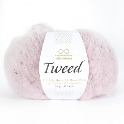 Tweed (5002/Нежно-розовый)