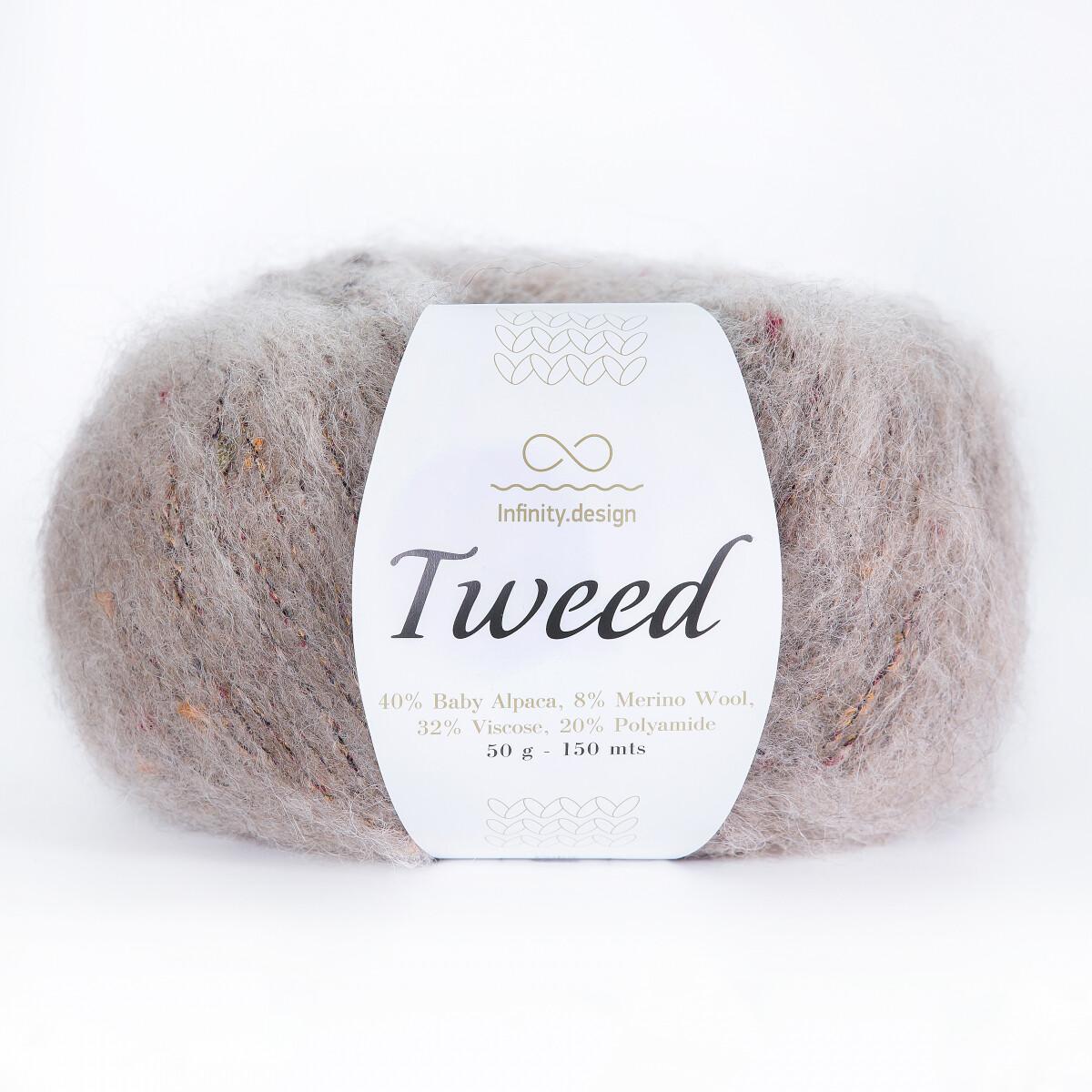 Tweed (2650/Бежевый)