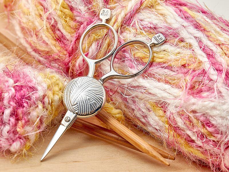 Ножницы для вышивания Клубок, 10см