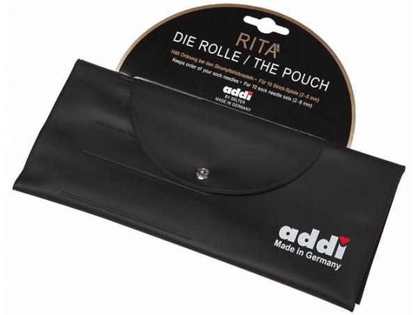 Футляр для хранения чулочных спиц addi, толщиною 2 - 8 мм