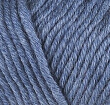 Cotton Merino (5864/Синий)